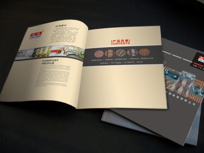 画册设计公司分享三折页设计需要注意的事